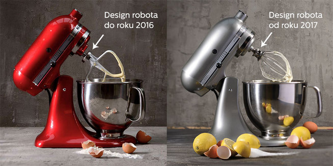 KitchenAid 2016 vs. KitchenAid 2017