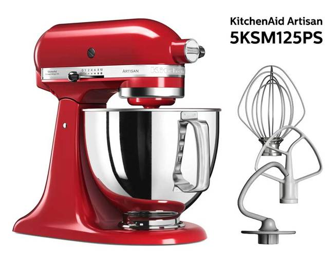 KitchenAid Artisan 5KSM125PS